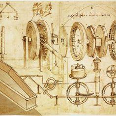 Da Vinci sketch