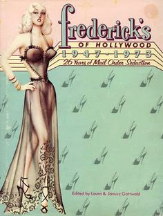 Sweet Cherry Vintage Lingerie Blog: Vintage Frederick's of Hollywood Ads