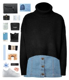 """just been coastin - hey hmu guys message me :)))"" by softenedpressures ❤ liked on Polyvore featuring Boohoo, Tara Jarmon, Chanel, Luli, Laura Ashley, NARS Cosmetics, Laura Mercier, NIKE, Accessorize and Revolver"
