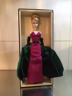 From the Madrid Fashion Doll Show Convention. Haute Couture Inspiration. She was the helper doll in 2015 for this convention. Very rare ! | eBay!