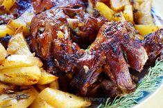 Kitchen Stori.es: Ψητό Αρνάκι με Δεντρολίβανο