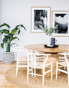 stick to a theme | Small Dining Room Ideas: 17 Clever Ways To Use Space