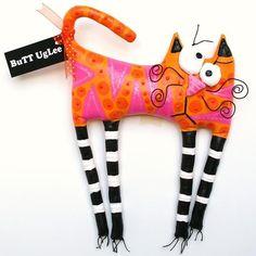 BuTT UgLee Cat Named PiSSy She likes LimE sorBeT