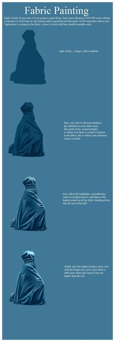 How to draw clothing folds