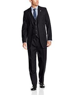 Stacy Adams Men's Big-Tall Suny Vested 3 Piece Suit, Grey... https://smile.amazon.com/dp/B00K17T3ZK/ref=cm_sw_r_pi_dp_U_x_c3flAbA3AGWBB