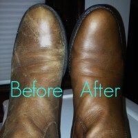Make Your Boots Look Brand New! #tipit #Fashion #Trusper #Tip