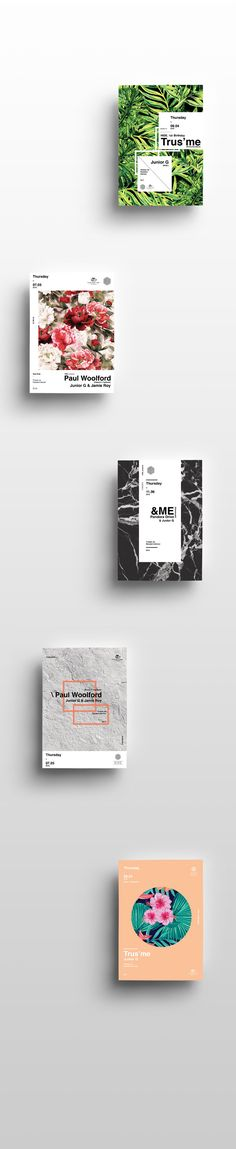 [Inspirations éditoriales]  - Couvertures naturelles Graphic design and art…