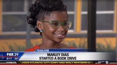 Tired of reading about white boys and dogs, 11 year old Marley Dias started a book drive in which black girls are the protagonist. White Boys, White Man, Black Girls, African American Literature, Starting A Book, Female Protagonist, Boy Dog, Anti Racism, Book Girl