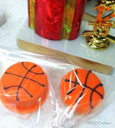 MKR Creations: Basketball Favors
