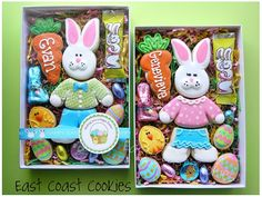 As my children outgrow Easter Baskets...if that is even possible...I may adopt this as our new tradition.