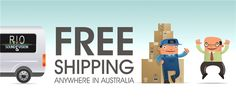 Shop online www.rio.com.au Free shipping anywhere in Australia!