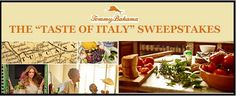 Have you ever wanted to visit Tuscany? Here's your chance to win a trip full of delicious Italian meals and even a $500 Tommy Bahama gift card to get you dressed stylishly for your European …