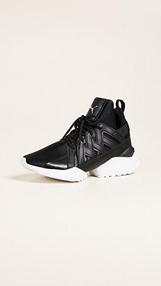 new style 715fc e6451 PUMA   Muse Echo Satin EP Sneakers  Shoes  PUMA