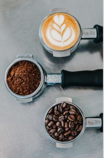 Coffee, beans, coffee shop and latte HD photo by Nathan Dumlao ( on Unsplash Starting A Coffee Shop, Opening A Coffee Shop, My Coffee Shop, Coffee Lovers, Coffee Break, Coffee Time, Coffee Cups, Drink Coffee, Coffee Coffee
