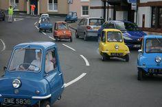just a bit bigger than bumper cars!