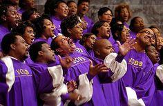 Harlem Church Choir, NYC