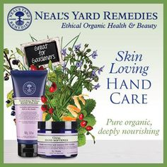 NYR Organics Ethical Health & Beauty products.  These hand care products are luxury at it's best and are natural and organic. Why put chemicals on your body when you can have NYR Organics?