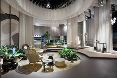 Das Haus installation by Sebastian Herkner at IMM, Cologne – Italy » Retail Design Blog