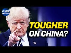 Trump may get tougher on China after getting virus: analyst; CCP behind murder of millions of girls - YouTube At A Glance, Donald Trump, Presidents, China, Girls, Youtube, People, Life, Journey