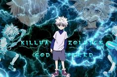 Killua wallpaper ·① Download free cool full HD wallpapers for desktop and mobile devices in any resolution: desktop, Android, iPhone, iPad 1920x1080, 480x800, 720x1280, 1920x1200 etc. WallpaperTag