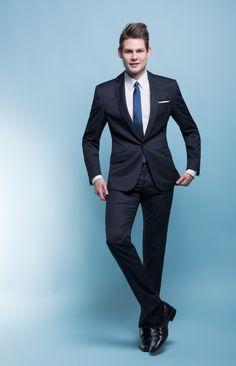 """Stylizacja na studniówkę z garniturem Marcus 1 E13/12 B - Kolekcja studniówkowa 2013/2014 """"Endings&Beginnings"""" marki Giacomo Conti - garnitury studniówkowe za 599zł + koszula za 1zł + krawat/mucha za 1zł #giacomoconti"""
