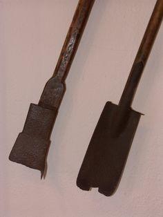 peat cutting tools