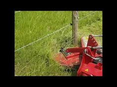 Rastermaster mower to cut around poles Sustainable Farming, Urban Farming, Tractor Attachments, Farm Fence, Tractors, Youtube, Farm Fencing, Youtubers, Youtube Movies