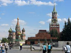Red Square, Moscow, Russia #travel #photos #russia