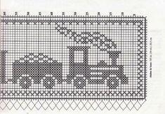 Crochet Curtain Pattern, Crochet Applique Patterns Free, Baby Boy Knitting Patterns, Intarsia Patterns, Dishcloth Knitting Patterns, Crochet Curtains, Tapestry Crochet, Doily Patterns, Knitting Charts