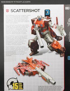 Transformers Generations Combiner Wars Scattershot (Image #10 of 130)