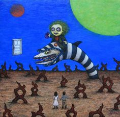 Hating On Sandworms by Marq Spusta