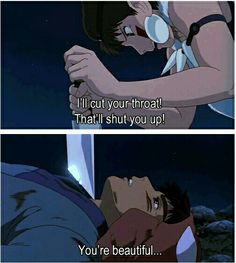 Princess Mononoke - Quotes