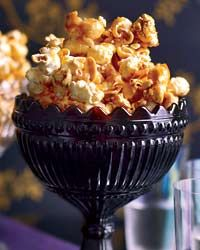 Tequila-Spiked Caramel Corn - Tasty Snacks from Food & Wine