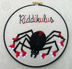 Riddikulus Hoopla