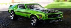 Ford Mustang Boss 351 - 1971 (Hot Wheels)