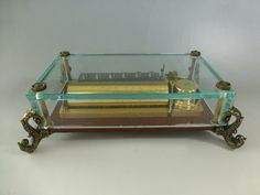 EXC Vintage Reuge Music Box CH 3 / 72. by SingingBirdMusicBox