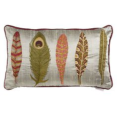 Buy Lotus Voyage Samui Cushion from our Cushions range at John Lewis & Partners. Cushions Online, Bed Throws, Pillow Talk, Bean Bag, Cushion Covers, John Lewis, Lotus, Applique, Shabby Chic