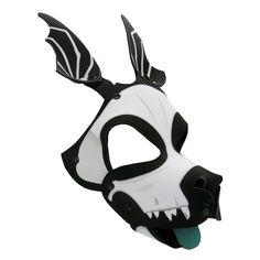 Customisable pup hoods for pup play