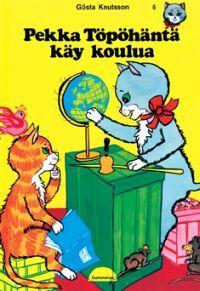 http://www.adlibris.com/fi/product.aspx?isbn=9512039737 | Nimeke: Pekka Töpöhäntä käy koulua - Tekijä: Gösta Knutsson - ISBN: 9512039737 - Hinta: 7,60 €