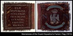 French Infantry Flags: From 1786 to the End of the Empire. - Google Search