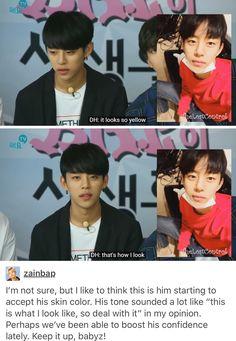 Protect this bean #bap#daehyun#kpop