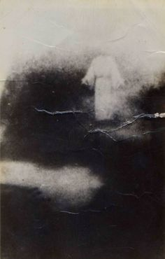 Jesus in the Clouds? I have not see this picture for years (1984). My mother-in-law Marie Matyevich gave me this exact ORIGINAL picture, however, this is from the internet, and I've met 5 other people since then with ORIGINAL pictures of this as well....amazing!