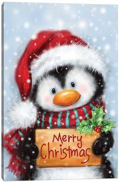 Christmas Rock, Christmas Scenes, Christmas Animals, Winter Christmas, Christmas Time, Christmas Crafts, Christmas Decorations, Christmas Ornaments, Christmas Canvas