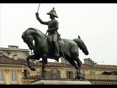 Fotos de: Italia - Turín - Estatuas de Bronce -IX- Parte