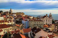 Sigue estos 5 consejos que nadie te habrá dado hasta ahora para viajar a Lisboa, Portugal.