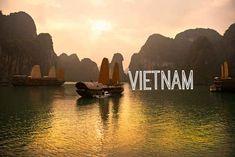Ha Long Bay — Vietnam