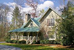The Perfect Cottage Retreat - 26607GG | Cottage, Country, Mountain, Vacation, Narrow Lot, Photo Gallery, 1st Floor Master Suite, CAD Available, PDF, Wrap Around Porch | Architectural Designs