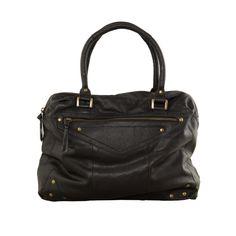 Pieces Mayan Leather Bag (black) online kaufen bei Lieblingstasche