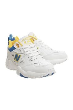 Womens   New Balance 608 Trainers By Office - White 57827201c7946