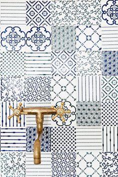by bjørkheim - interior and inspiration: Inspiration Bathroom 2